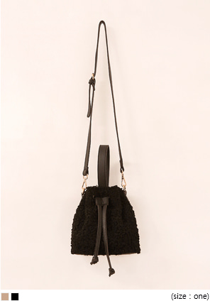 [BAG] HOPE DUMBLE MINI BUCKET BAG