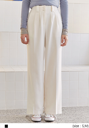 [BOTTOM] LOOK NAPPING 2 BUTTON SLACKS