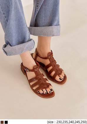 [SHOES] SENTRY VINTAGE GLADIATOR SANDAL
