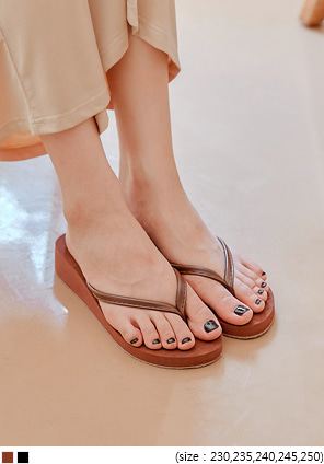 [SHOES] BATY PLATFORM FLIP FLOP SLIPPER