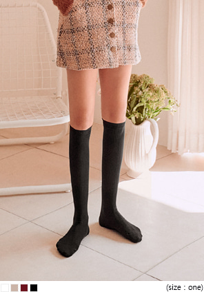 [ACC] NORTON GOLGI KNEE HIGH SOCKS