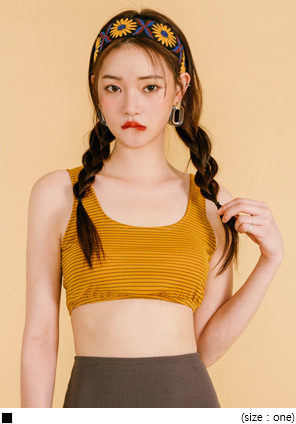 [ACC] UNIQUE SUNFLOWER HAIR BAND