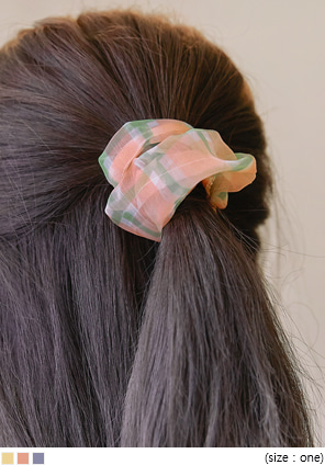 [ACC] LOWA SEETHROUGH HAIR STRING
