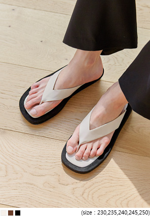 [SHOES] LENTE FLIP FLOP SLIPPER