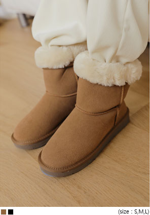 [SHOES] POMING WARM UGG BOOTS