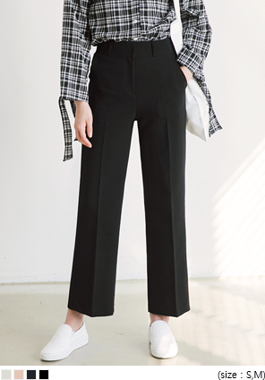 [BOTTOM] LINE HIGH WIDE SLACKS
