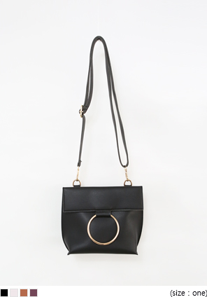 [BAG] RING POINT CROSS BAG