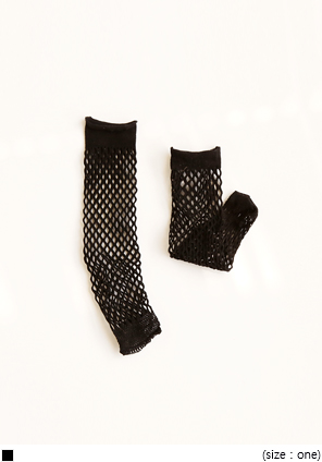[ACC] UNIQUE MESH SOCKS